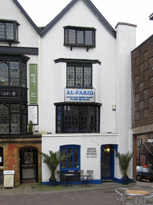 Al Farid - Exeter