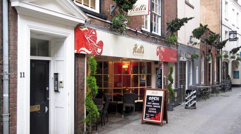 Hatt's Bar and Restaurant - Exeter