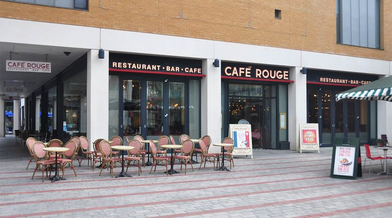 Cafe Rouge - Exeter