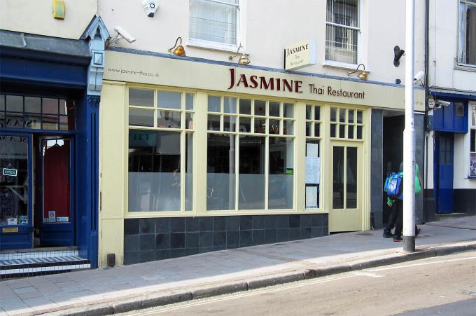 Jasmine Thai Restaurant - Exeter