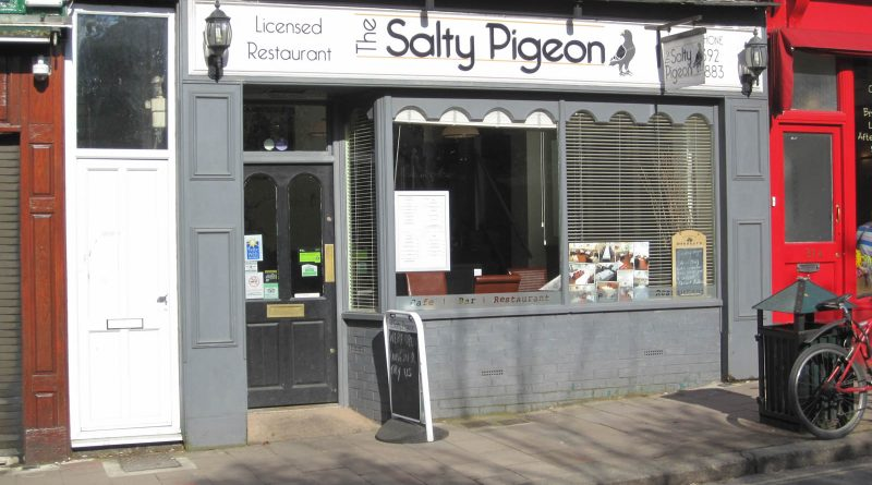 Salty Pigeon - Exeter