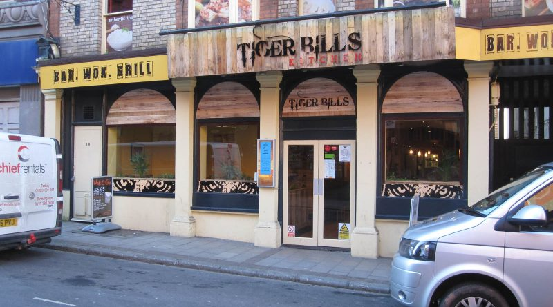 Tiger Bills - Exeter