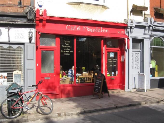 Cafe Magdalen - Exeter