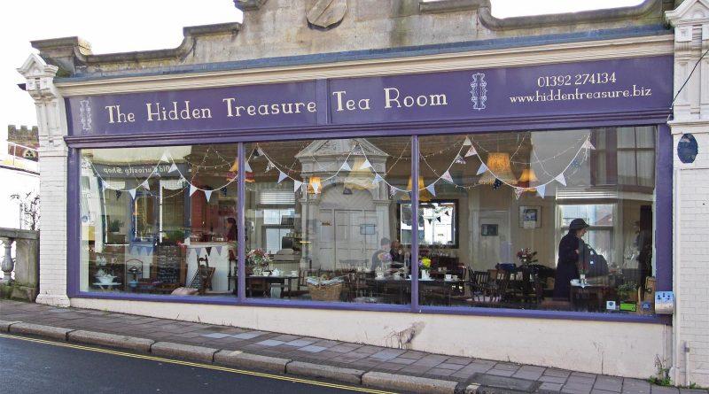 Hidden Treasure Tea Room - Exeter