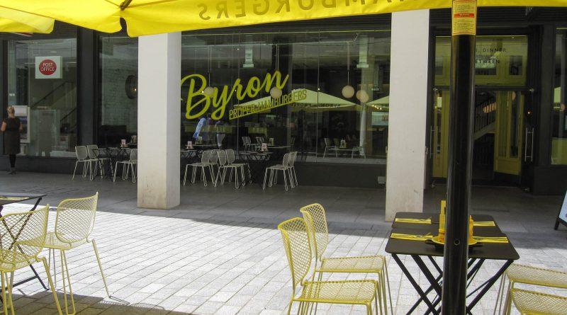 Byron Hamburgers - Exeter