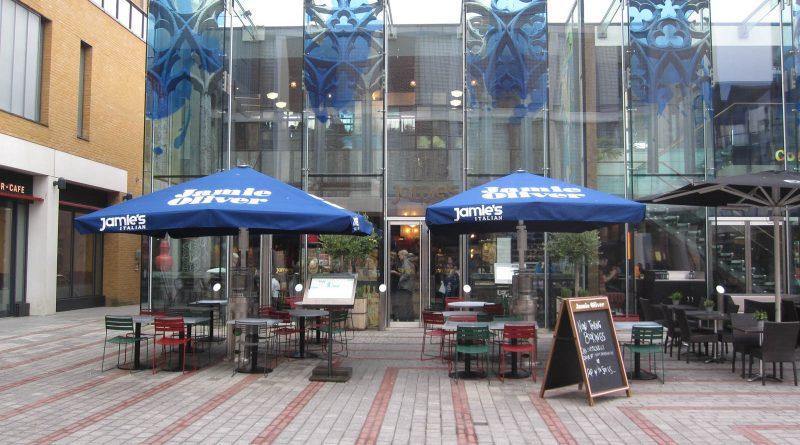 Jamie's Italian - Exeter