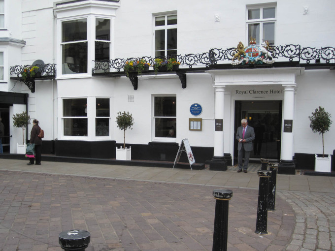 Michael Caines Restaurant at ABode