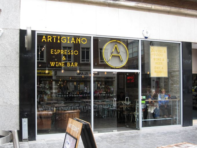 Artigiano - Exeter