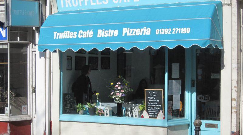 Truffles Cafe - Exeter