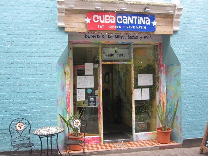 Cuba Cantina - Exeter