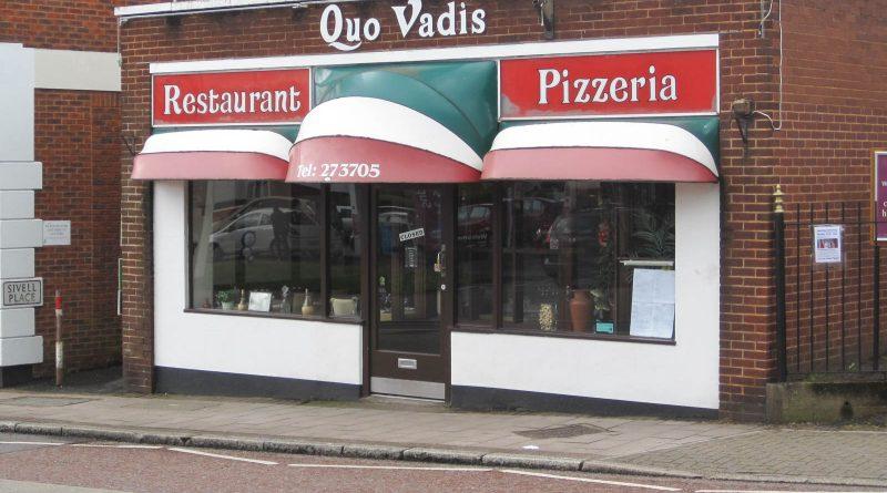 Quo Vadis - Exeter