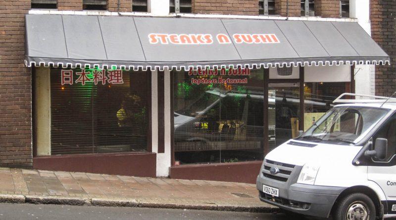 Steaks n Sushi