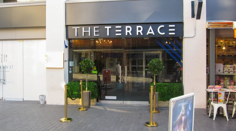 Terrace - Exeter