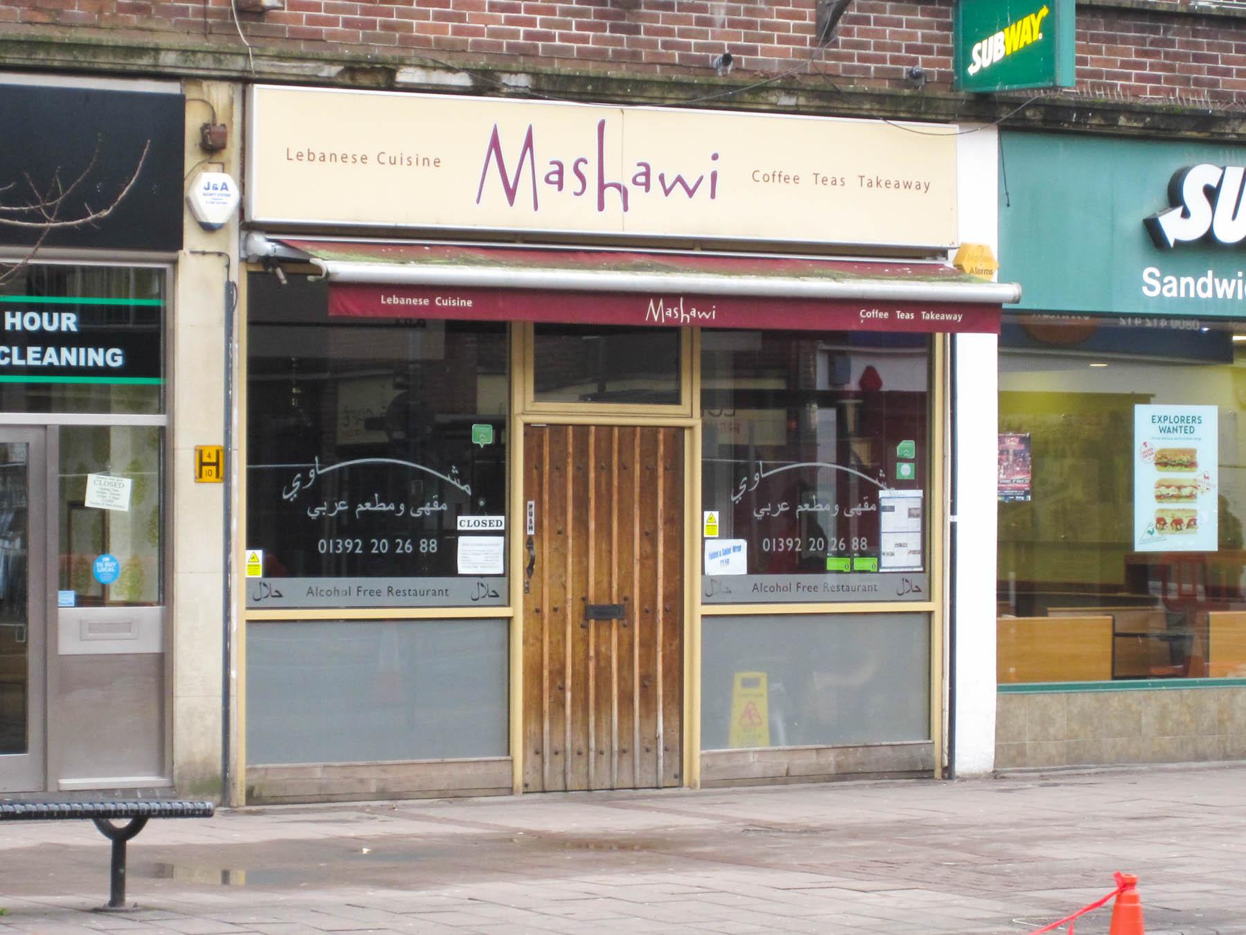 Mashawi - Exeter
