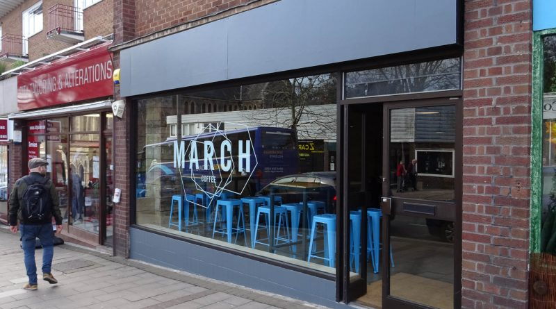 March Coffee - Exeter