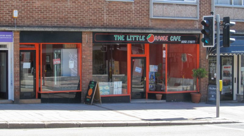 Little Orange Cafe - Exeter