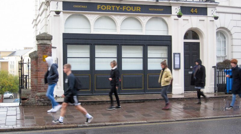 Forty-Four - Exeter