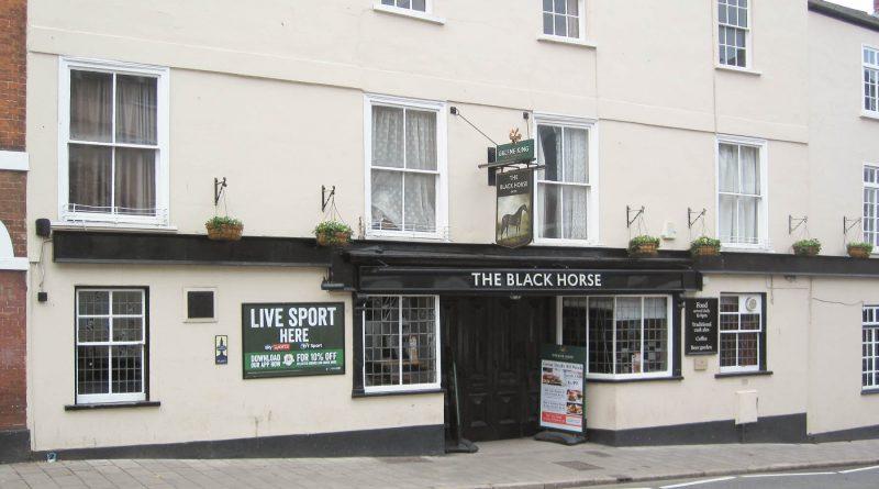 Black Horse - Exeter