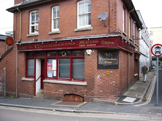 Coachmakers Arms - Exeter