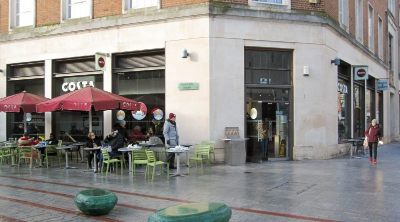 Costa Coffee - Exeter