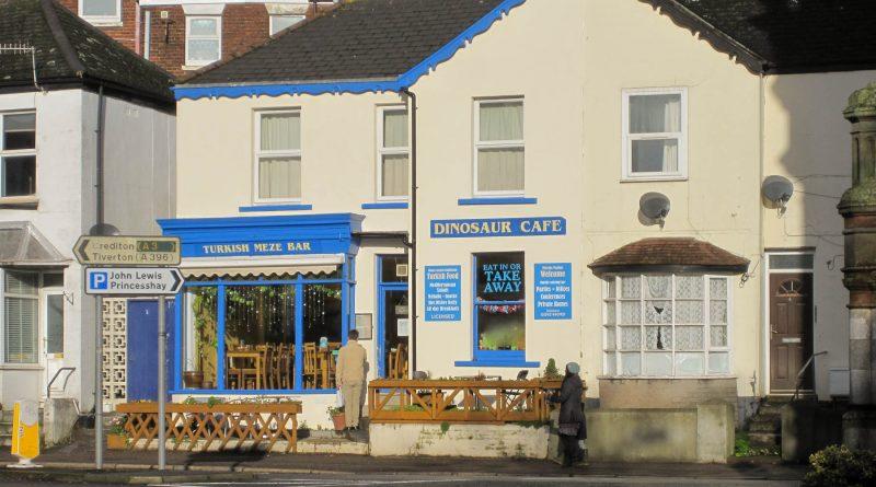 Dinosaur Cafe - Exeter