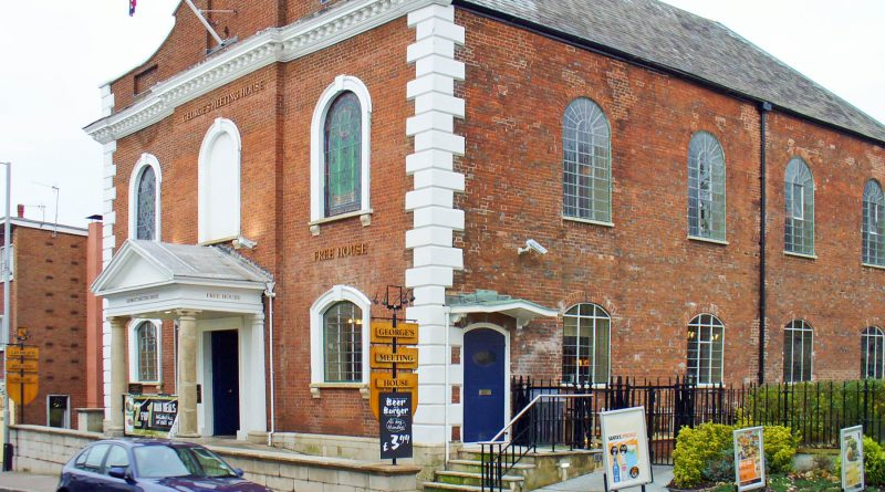 George's Meeting House - Exeter