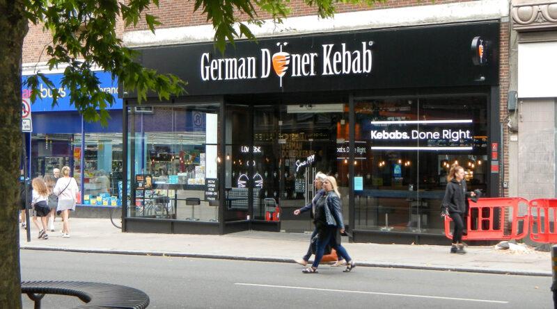 German Doner Kebab - Exeter