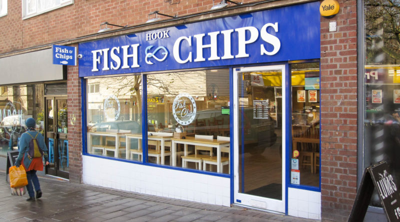 Hook Fish and Chips - Exeter