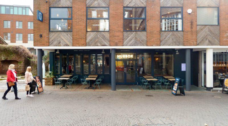 Hubbox - Exeter