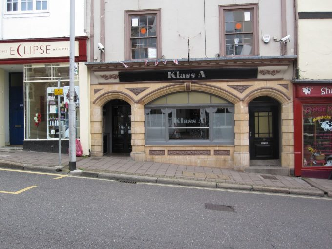 Klass A - Exeter
