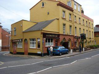 Locomotive Inn - Exeter