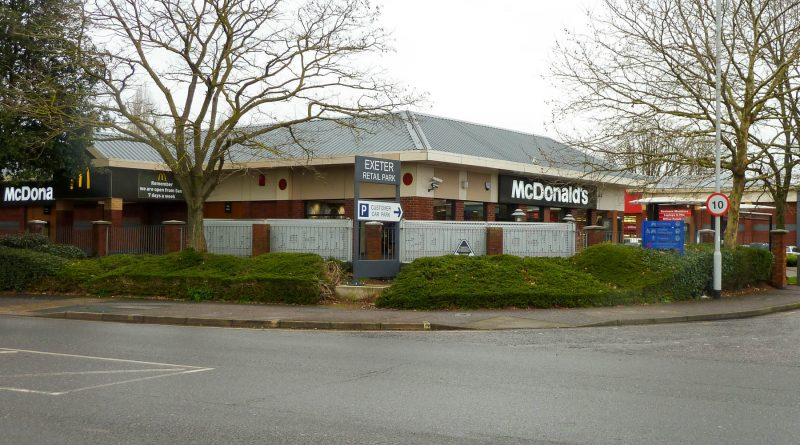 McDonald's (Marsh Barton) - Exeter
