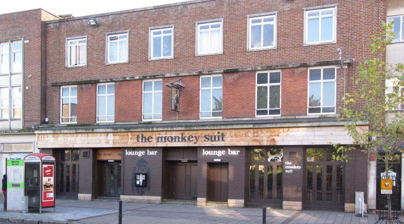 Monkey Suit - Exeter