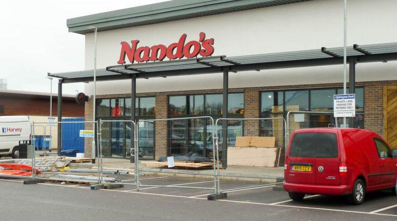 Nando's (Marsh Barton) - Exeter