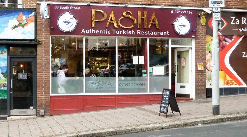 Pasha - Exeter