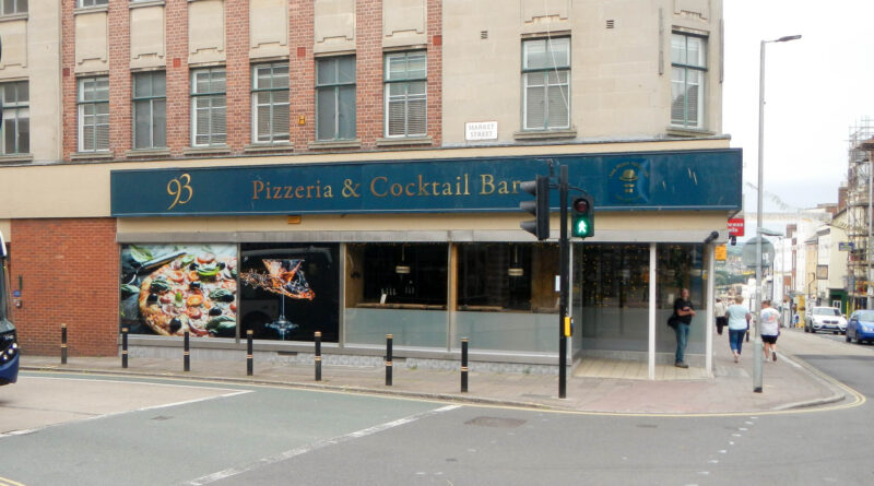 93 Pizzeria & Cocktail Lounge - Exeter