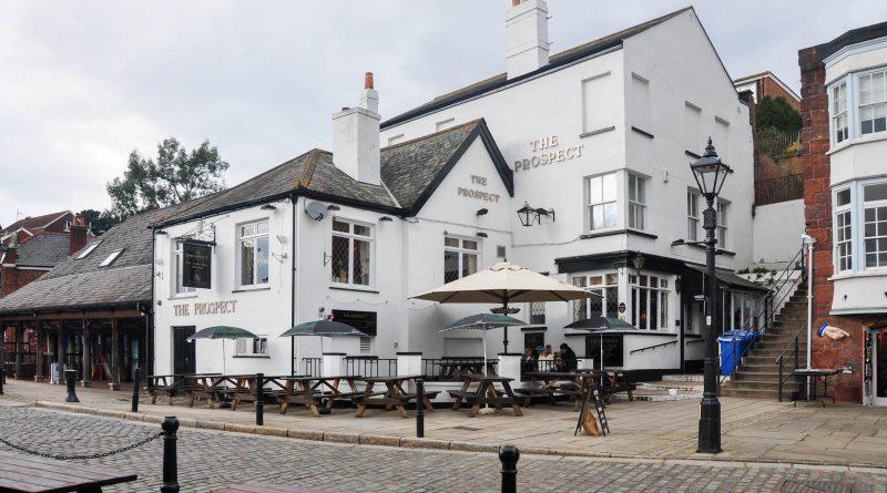 Prospect Inn - Exeter