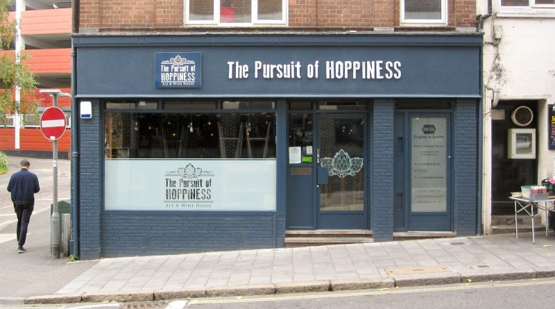 Pursuit of Hoppiness - Exeter
