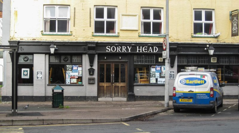 Sorry Head - Exeter