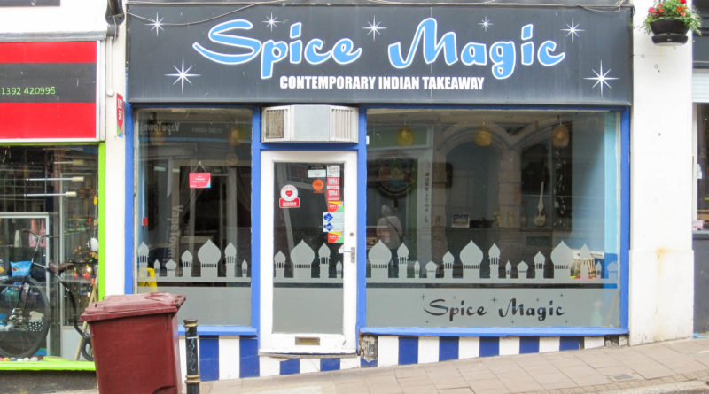 Spice Magic - Exeter