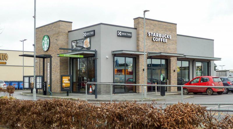 Starbucks (Marsh Barton) - Exeter
