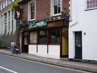 Thirsty Camel - Exeter