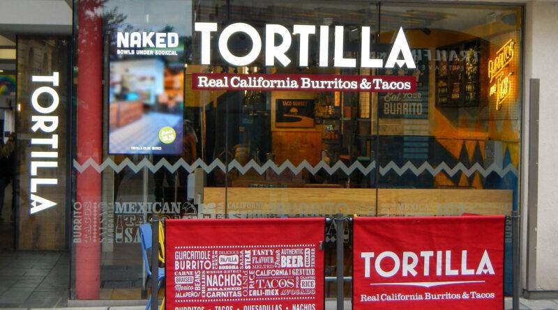 Tortilla - Exeter