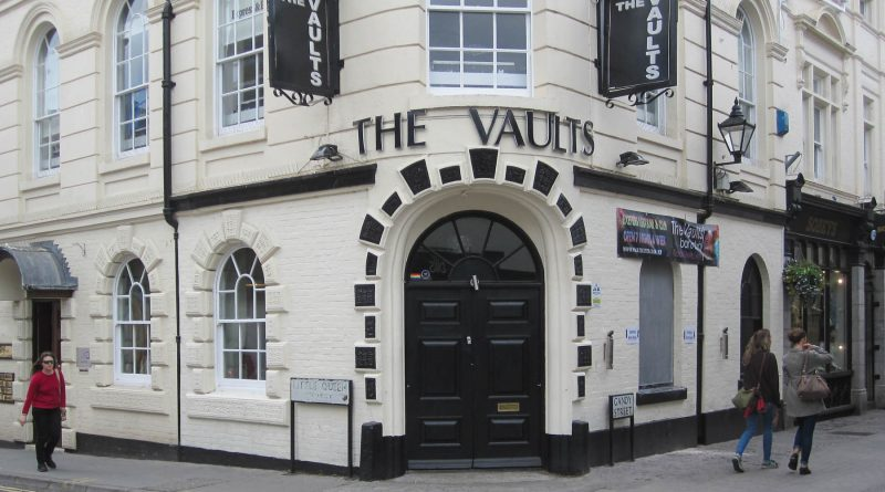 Vaults - Exeter