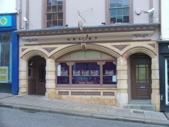 Velvet - Exeter