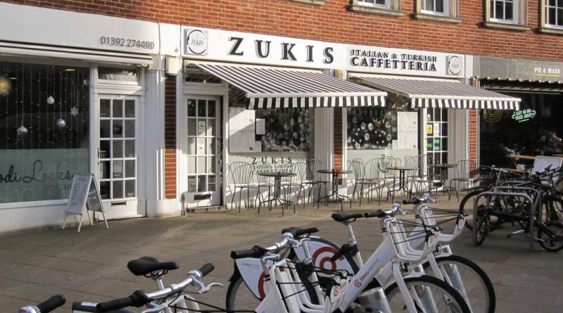 Zukis - Exeter